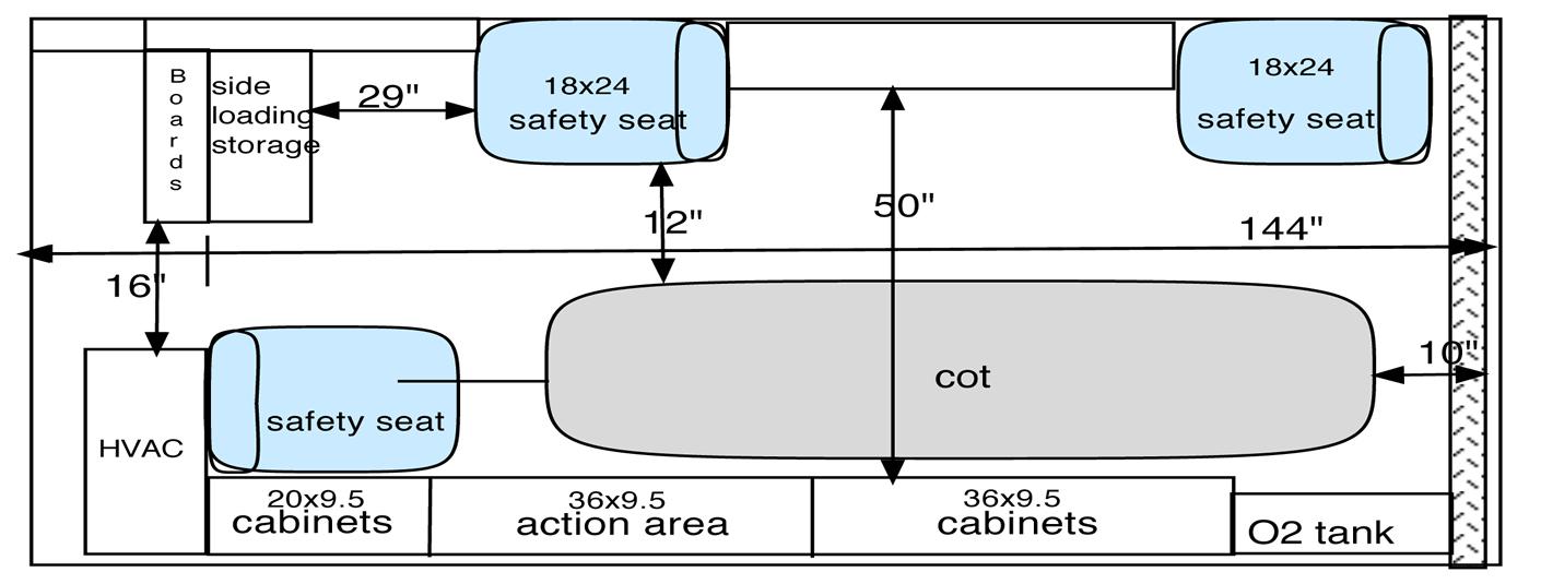 Sprinter Floor Plans 144